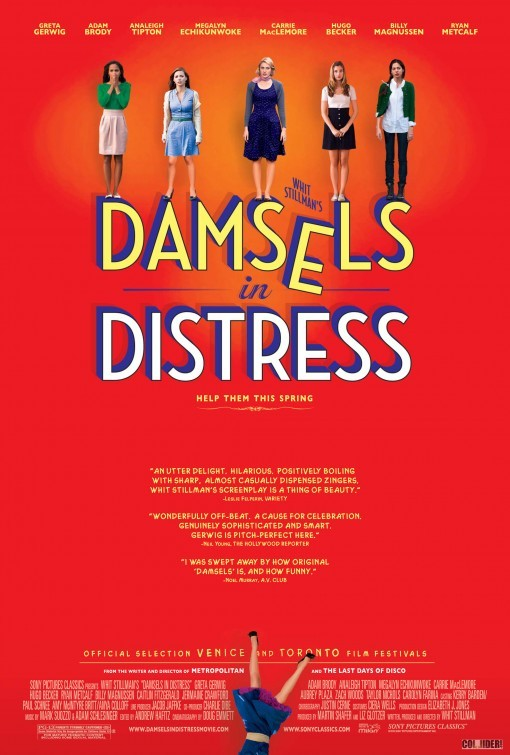 Damsels in Distress [BRRIP-AC3] [FRENCH] [MULTI]