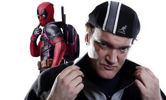 Deadpool 2 réalisé par Quentin Tarantino ? Les fans le demandent