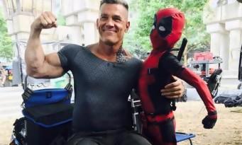 Josh Brolin annonce 4 films avec Cable liés à DEADPOOL et aux X-MEN
