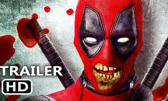 """DEADPOOL 2 """"Zombie Mode"""" : de nouvelles images du film dans un spot TV"""
