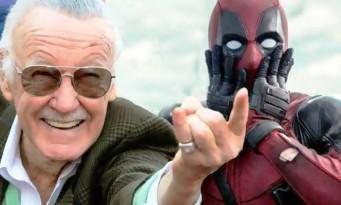 Deadpool en remplacement de Stan Lee dans les films Marvel ? Ses fans le demandent