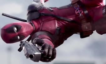 La bande annonce ultra badass de Deadpool est dispo en VF !