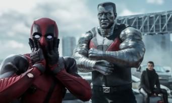 Deadpool : le bêtisier et les scènes coupées du DVD / Blu-Ray