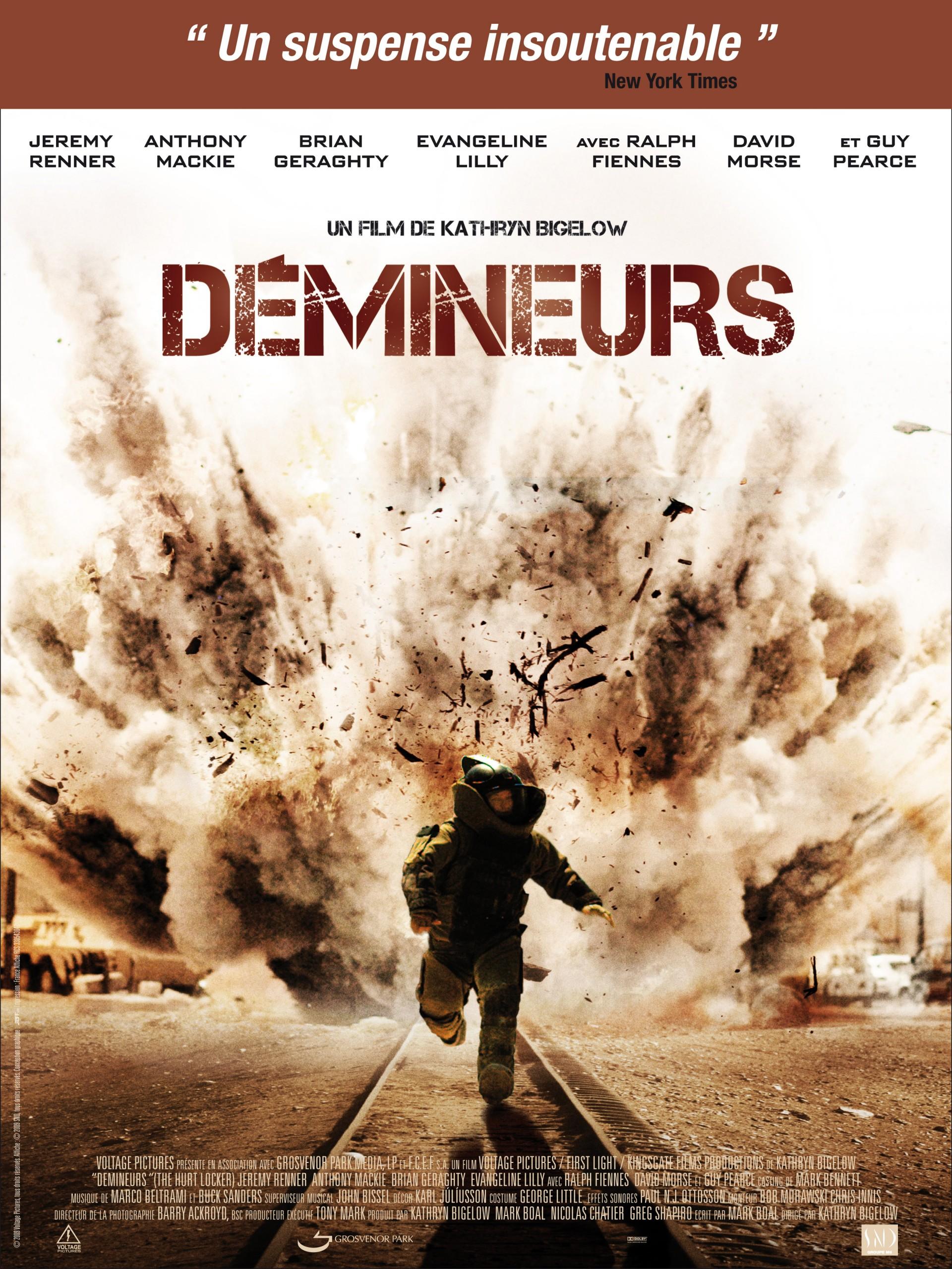 Démineurs [2CD] [DVDRiP] [TRUEFRENCH] [MULTI]