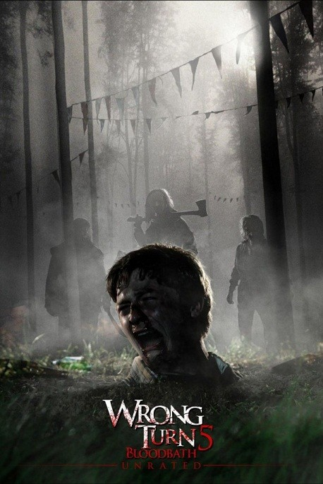 Détour mortel 5 (Wrong Turn 5) | DVDRiP | MULTI | VOSTFR