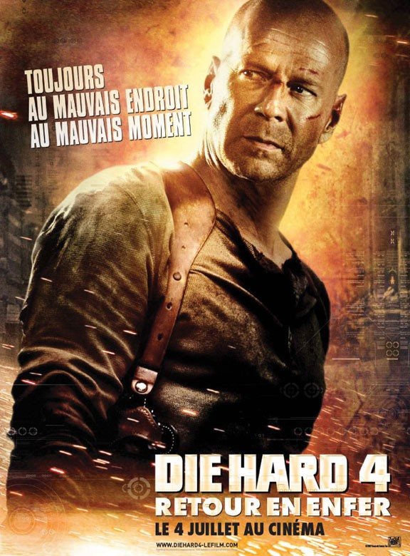 Die Hard 4 - Retour en Enfer [AC3] [DVDRiP] [FRENCH] [MULTI]