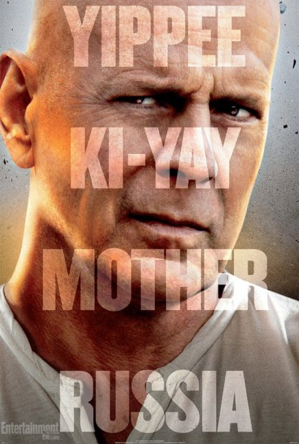 Die Hard 5 : nouvelle bande annonce !