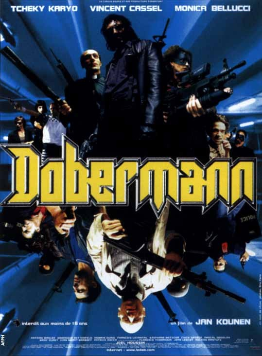 Dobermann [DVDRiP l FRENCH][MULTI]