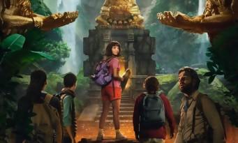 Dora et la Cité Perdue : la bande-annonce du film Dora l'Exploratrice est là !