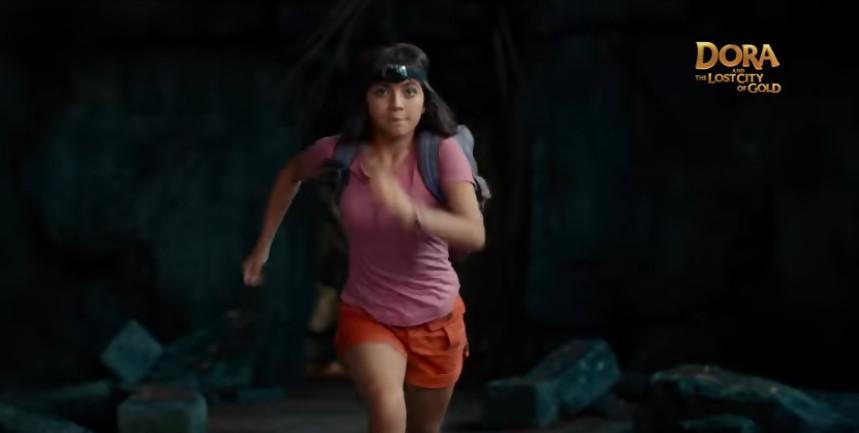 Le film — Dora l'exploratrice