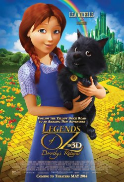 Legend Of Oz : Dorothy's Return