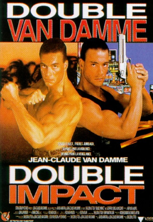 Double Impact [DVDRIP-AC3] [TRUEFRENCH] [MULTI]