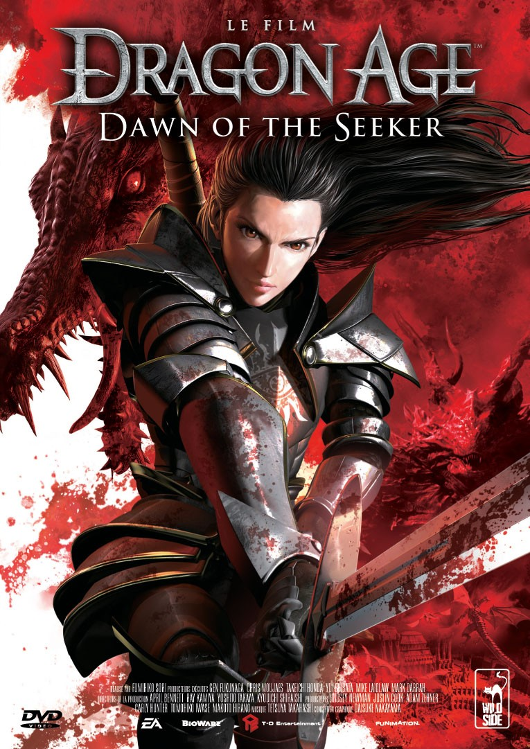 Dragon Age Dawn of the Seeker (2012) [FULL Blu-Ray 1080p] (AVC)