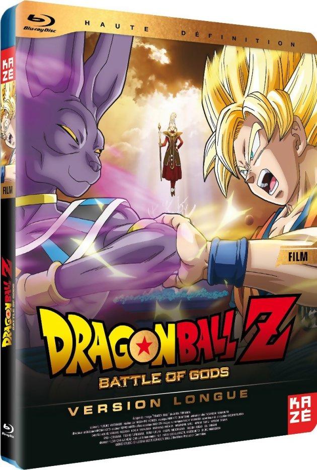 Dragon Ball Z : La Bataille des Dieux