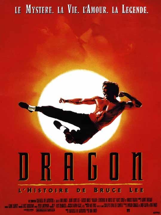 Dragon, l�histoire de Bruce Lee