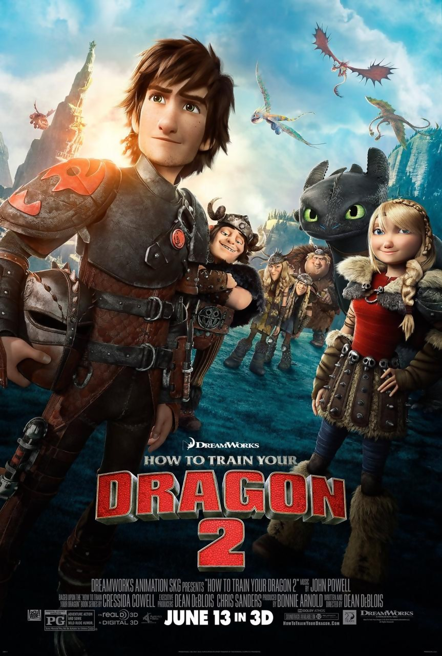 regarder Dragons 2 en streaming