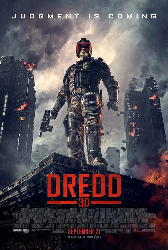 Dredd (2012) [FRENCH] [DVDRiP 1CD / BRRIP AC3]