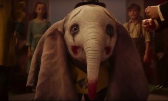 DUMBO : la bande-annonce du film Disney de Tim Burton avec Michael Keaton