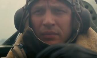 Dunkerque - Tom Hardy face aux nazis pour Christopher Nolan (bande-annonce)
