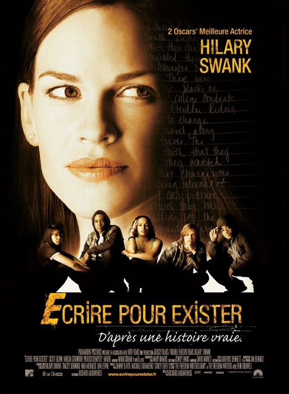 Ecrire pour Exister [DVDRiP] [FRENCH] [MULTI]