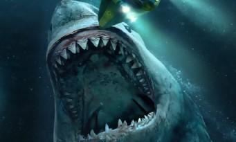 Jason Statham et son requin géant - teaser de Meg En Eaux Troubles