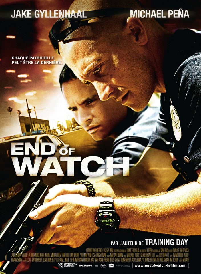 [MULTI] End of Watch [BDRiP - AC3 - TRUEFRENCH] [MP4]