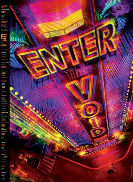 Tout sur les DVD et Blu-ray de Enter the Void, un film de Gaspar Noé - Wild Side