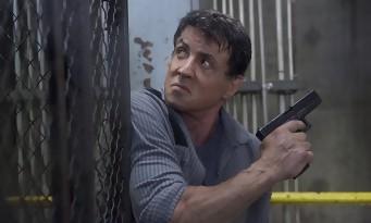 Sylvester Stallone sur le tournage d'Evasion 3 avec Dave Bautista (vidéo)