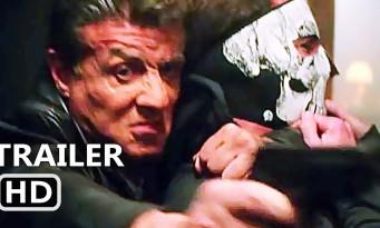 Evasion 2 : Sylvester Stallone et Dave Bautista en prison (bande-annonce)