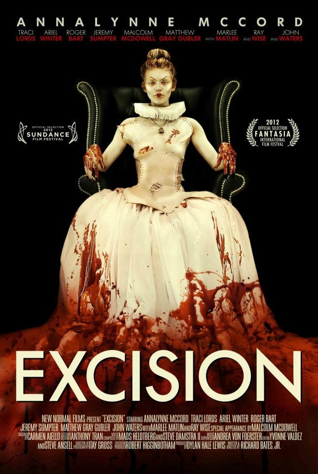 Excision (2012) 1CD [BDRiP] [VOSTFR] [MULTI]