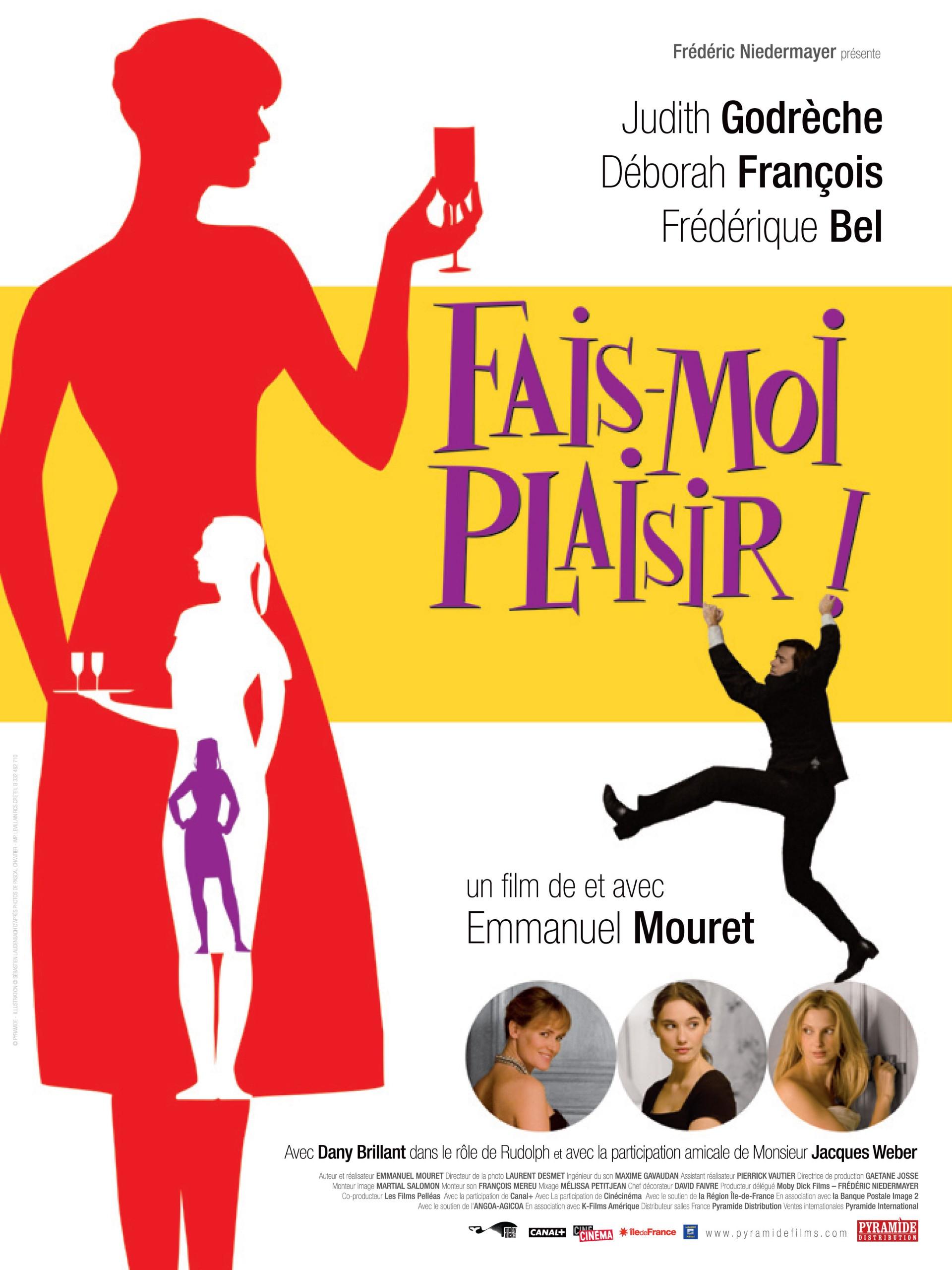 Plaisir France  city photos gallery : Fais moi plaisir ! [DVDRiP] [FRENCH] [MULTI]