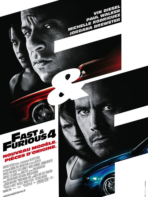 Fast and Furious 4 [French+Subforced] [BRRiP]