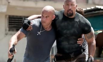 VIN DIESEL et DWAYNE JOHNSON font la paix en prévision de Fast and Furious 9