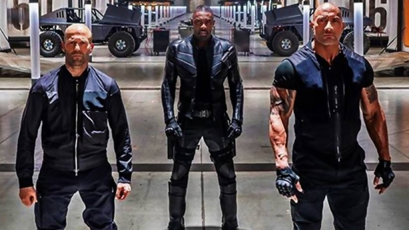 Fast & Furious Hobbs & Shaw : la bande-annonce explosive