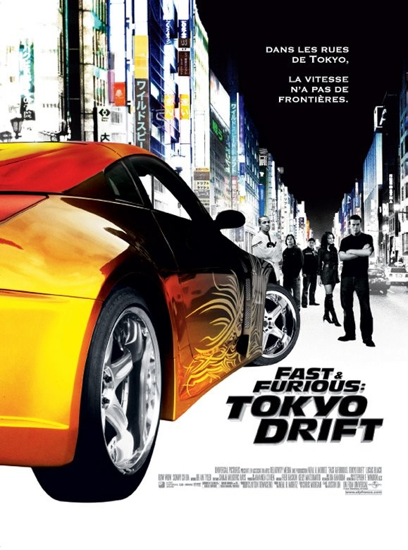 Fast and Furious : Tokyo Drift | French | Bluray 720p