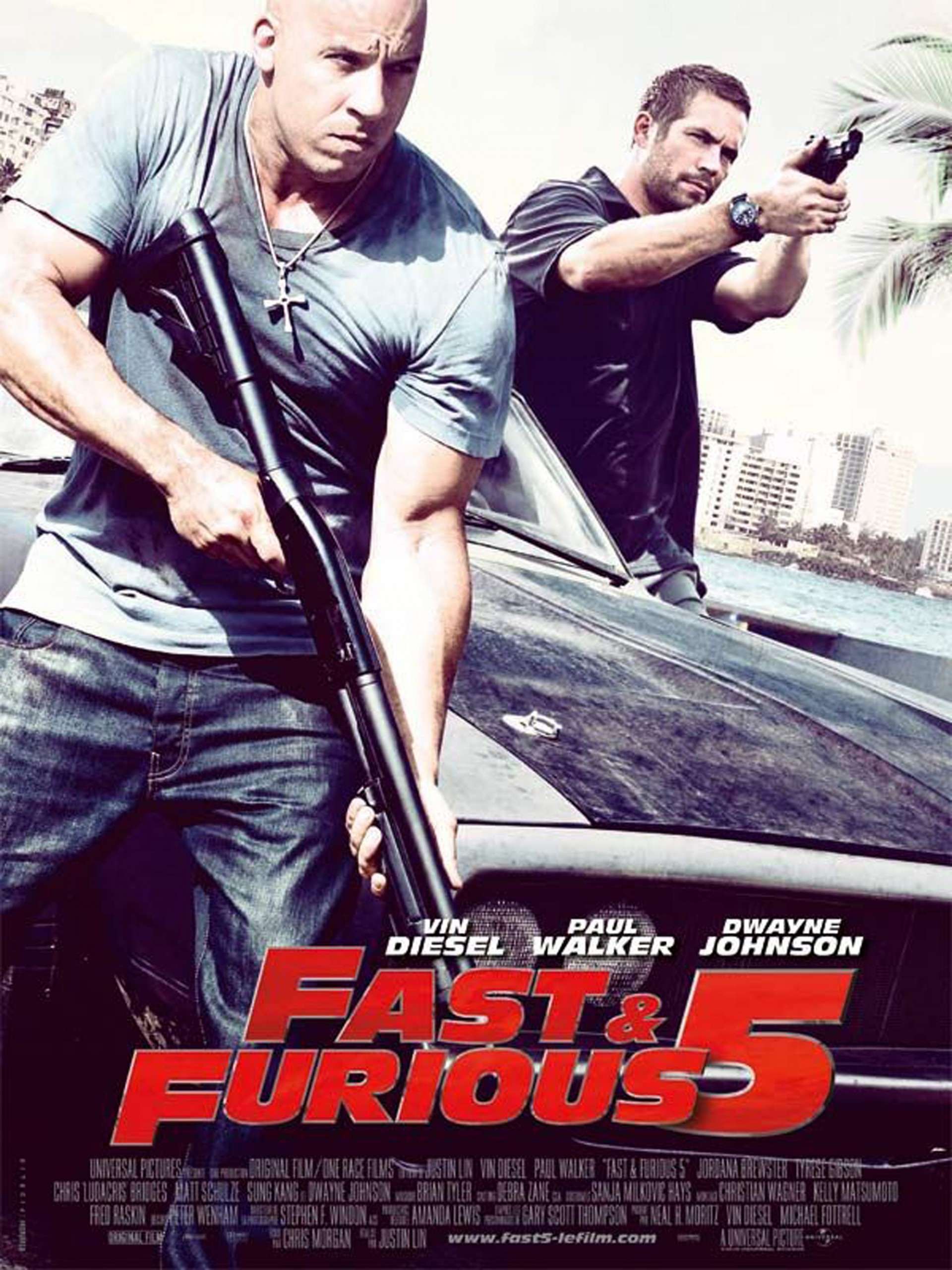 Fast and Furious 5 | Multi | Bluray 720p