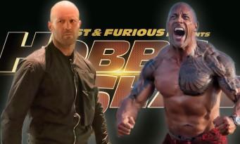 Hobbs and Shaw : Idris Elba en Black Superman face à Statham et Dwayne Johnson (bande-annonce)