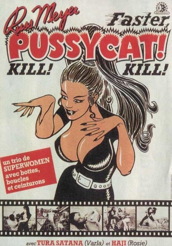 [MULTI] Faster pussycat, Kill...Kill ! [DVDRiP] [VOSTFR]