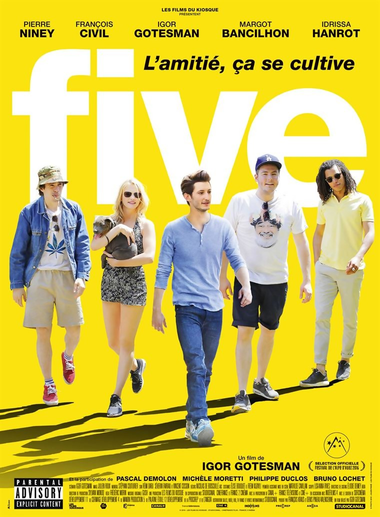 Five 123movies