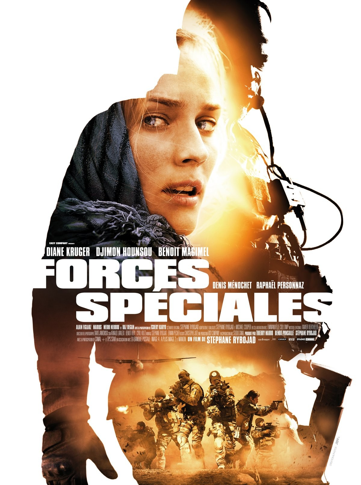 Special Forces FRENCH 2011 BDRip [MULTI]