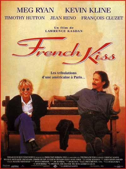 French Kiss (1995) affiche