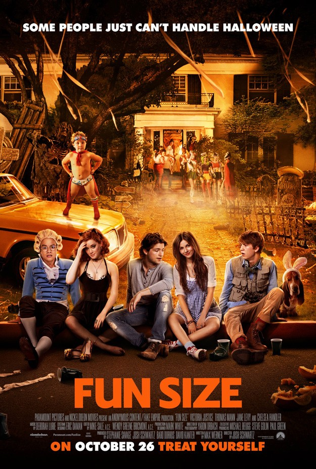 [MULTI]  Fun Size [DVDRip] [TRUEFRENCH]