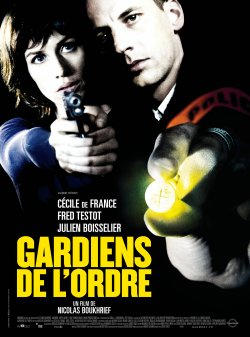 Gardiens de l'ordre