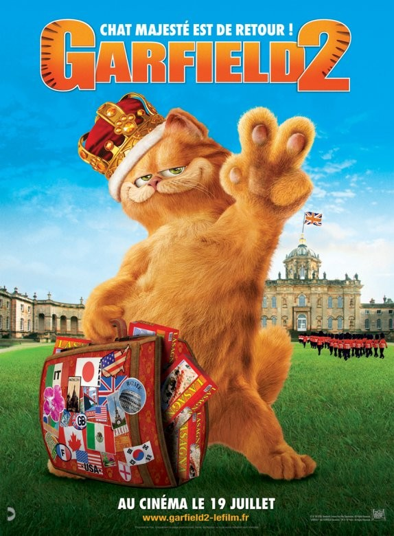 Garfield 2 | DVDRiP | TRUEFRENCH | DF