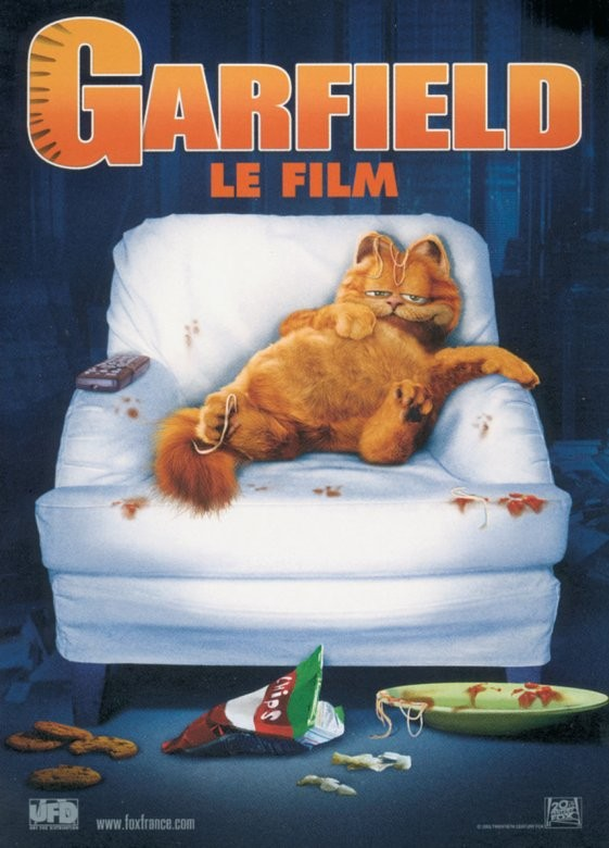 Garfield le film [DVDRIP] [FRENCH] [MULTI]
