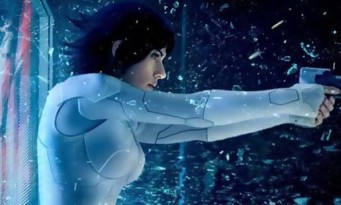 Ghost In The Shell : deux scènes d'action bluffantes pour Scarlett Johansson (extraits)