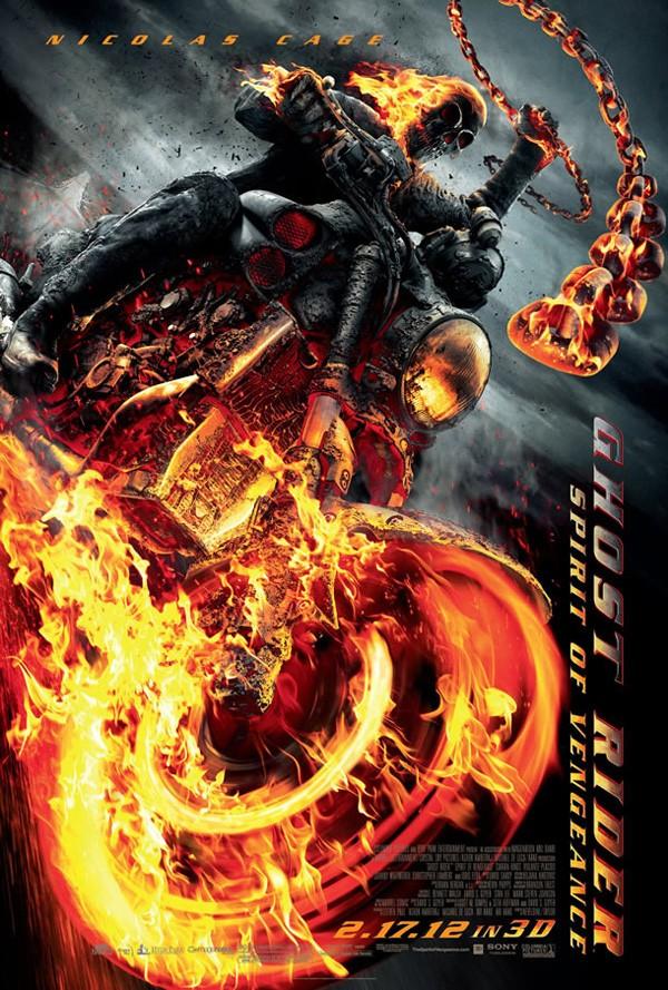 Ghost Rider Spirit Of Vengeance 2011 FRENCH BDRip [1CD] [MULTI]