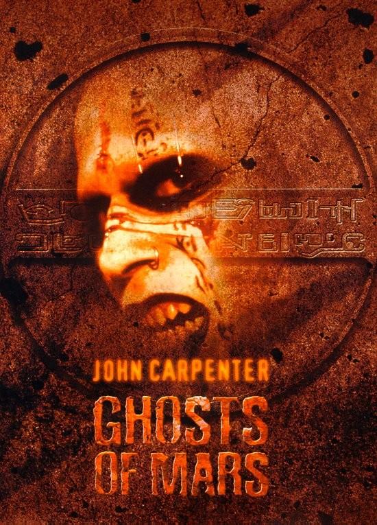 Ghosts of Mars Bluray Amazoncouk Ice Cube John