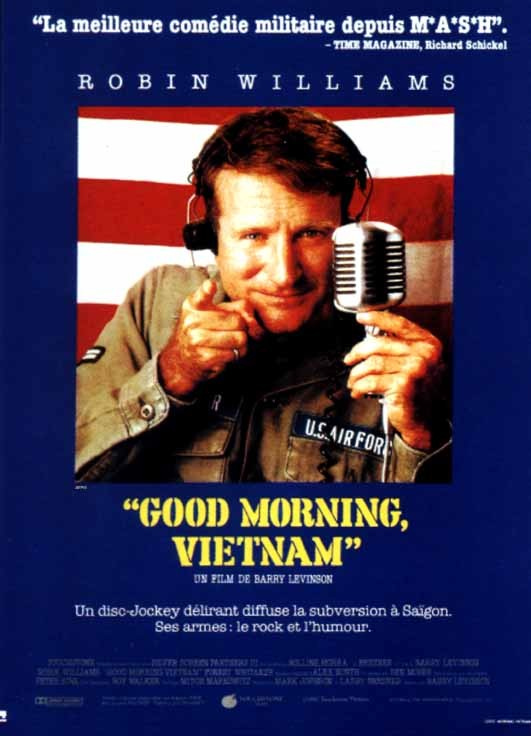 Good Morning Vietnam [DVDRiP l FRENCH][DF]
