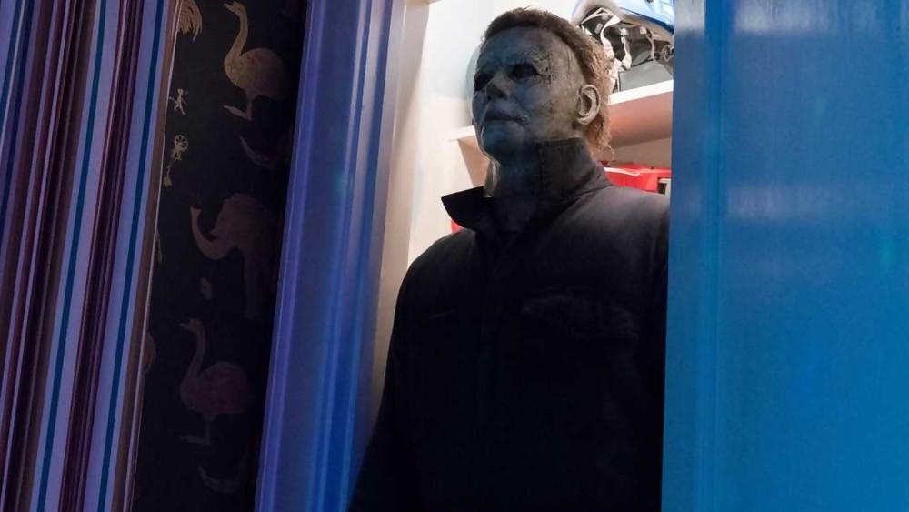 Michael Myers de retour sur les premières images officielles — Halloween